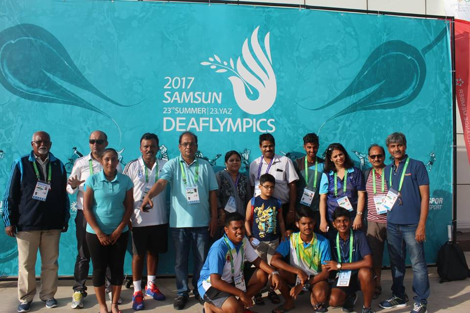 23RD DEAFLYMPIC, SAMSUN, TURKEY